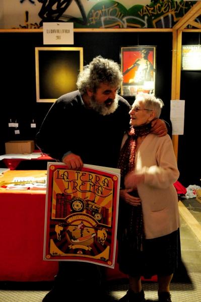 Claudio Solito e la Luciana