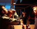 Pierpaolo Badalucco fa degustare i suoi vini