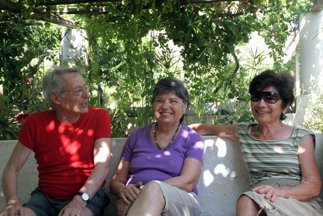 Enrico Cecotti, Anna e Lorelisa Costa
