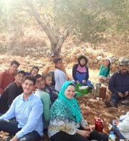 Fareed Taamallah   Giornalista palestinese, agricoltore, attivista a La Terra Trema 2018 Fiera Feroce